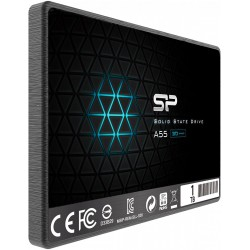 "SSD Silicon Power A55 2""5 7mm 1000Gb SATA III 3D NAND"