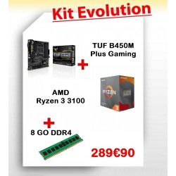 KIT EVOLUTION RYZEN 3