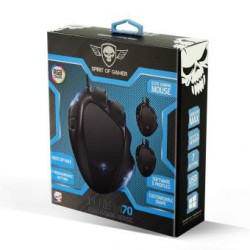 Casque Micro Spirit of Gamer Pro-SH5 ( compatible uniquement PS4)
